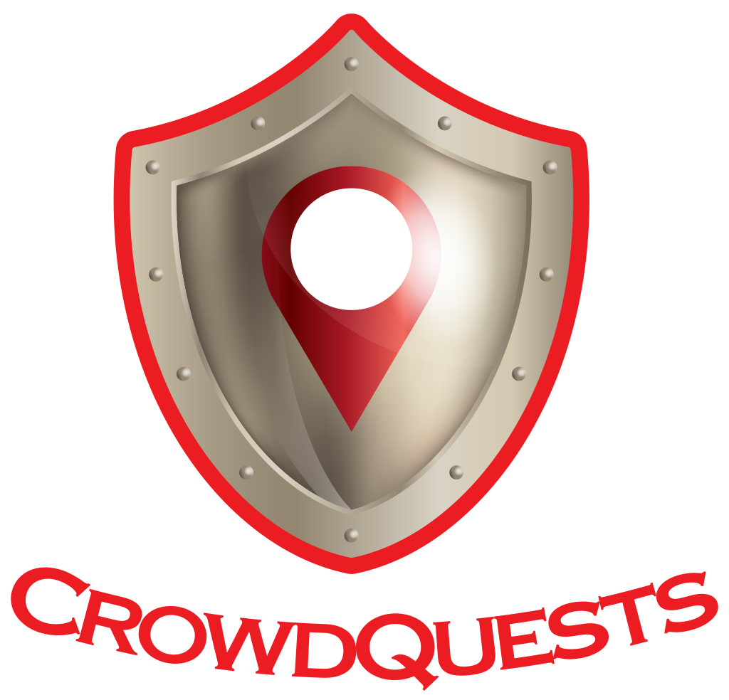 CrowdQuests Logo